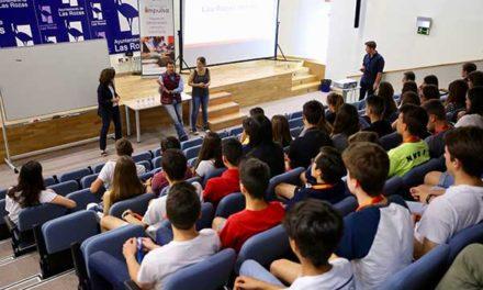 Comienza el programa de emprendimiento joven Las Rozas Impulsa