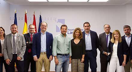 El gobierno de Las Rozas contará con cuatro tenencias de Alcaldía y once concejalías