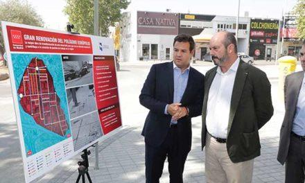 La Comunidad de Madrid invierte más de 4 millones de euros en la rehabilitación de Európolis
