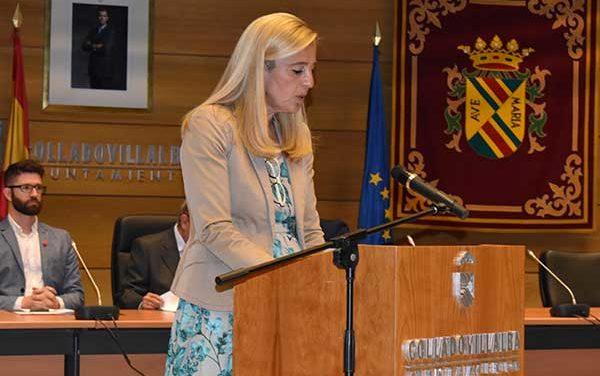 La popular Mariola Vargas, reelegida alcaldesa de Collado Villalba