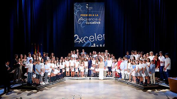 Las Rozas premia la Excelencia Educativa