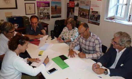 Hoyo de Manzanares: acuerdo de gobierno entre PSOE, IUy UxH