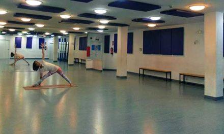 Baile y yoga durante el mes de julio en Guadarrama