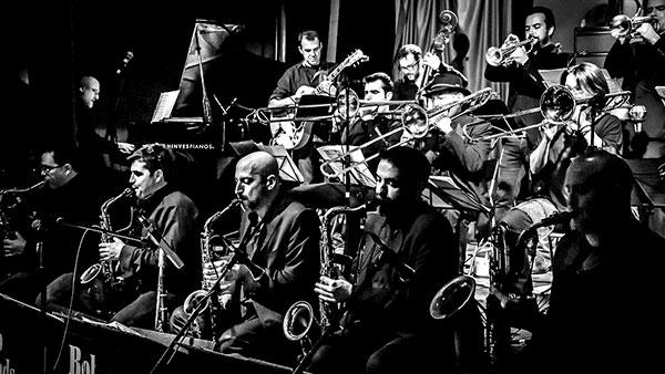 The Bob Sand Big Band llega a las Noches de Verano de Las Rozas