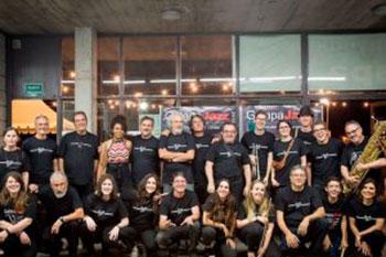 La Bejazz y Big Band en Galapajazz