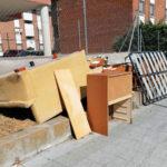 El Ayuntamiento de Galapagar dispone de servicio de recogida de enseres a domicilio