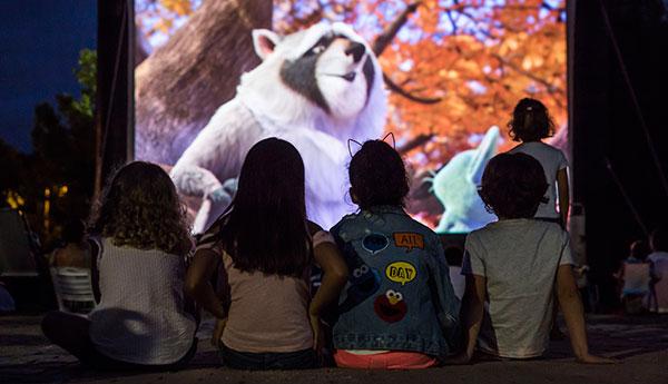 Música, danza y cine al aire libre en las Noches de Verano de Las Rozas