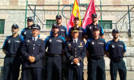 Ocho nuevos agentes para la Policía local de Galapagar