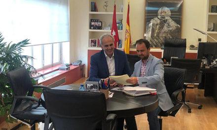 Primeros pasos para un nuevo centro de salud en Guadarrama