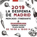 """El Mercado itinerante """"La Despensa de Madrid"""" visitará Guadarrama"""
