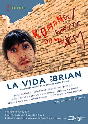 El cantautor Andrés Suárez y la vida de Brian