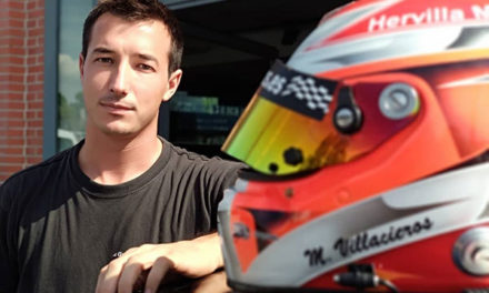 Miguel Villacieros, presente en las 12h du Castellet