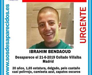 Las fuerzas de seguridad buscan a un joven villalbino desaparecido
