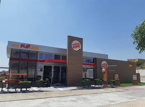 Burger King se instala en Torrelodones