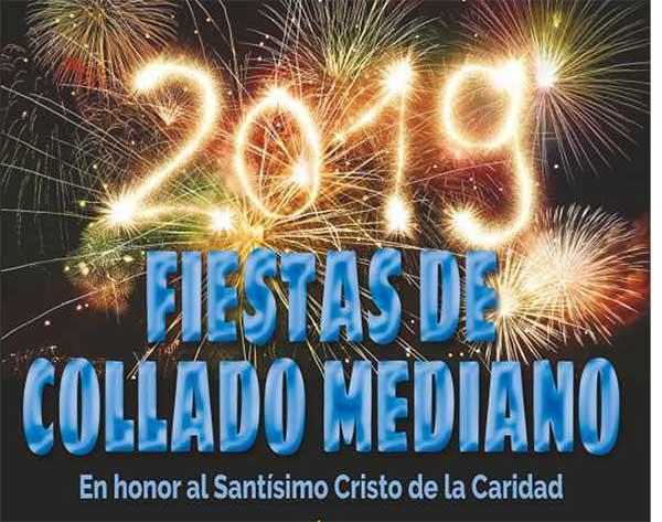 Fiestas en Collado Mediano: en honor al Santísimo Cristo de la Caridad