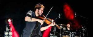 fiestas en Collado Mediano: el violinista rebelde