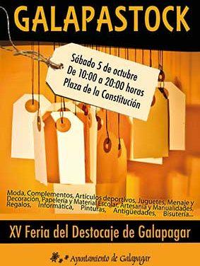Nueva edición de la Feria del Destocaje de Galapagar