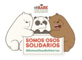 Somos osos solidarios campaña Alcampo