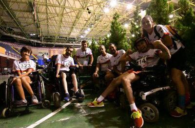 Sabor agridulce del equipo español en el Campeonato de Europa de Boccia