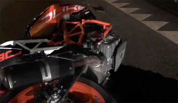 Un muerto y un herido al chocar una moto con un coche en Collado Villalba