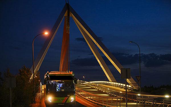 Autobuses nocturnos para las fiestas de San Miguel en Las Rozas