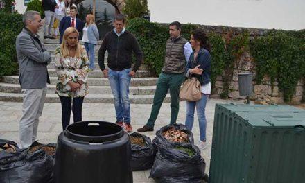 El Ayuntamiento de Collado Villalba invita a los vecinos a participar en la campaña de compostaje doméstico