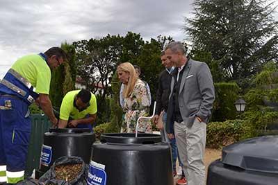 campaña de compostaje doméstico