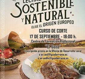 Los secretos del corte de carne, al descubierto en Guadarrama