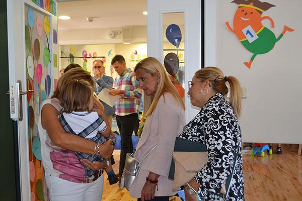 Cerca de 8.000 alumnos comienzan el curso en Collado Villalba