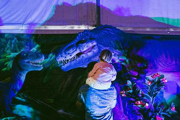 Las Rozas acoge Dinosaurs Tour, la mayor exposición itinerante sobre dinosaurios