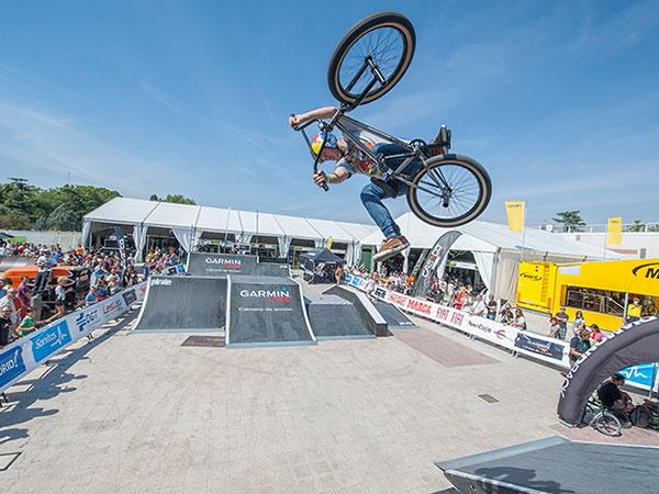 La Feria de la Bicicleta, Festibike vuelve a escena en Las Rozas