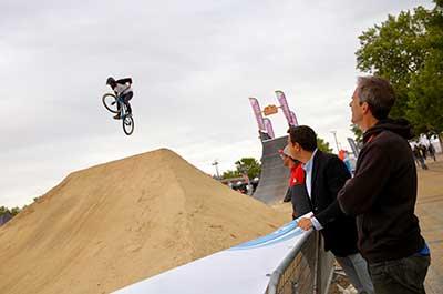 Las Rozas capital de la bicicleta con Festibike