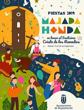 Fiestas en Majadahonda, en honor al Cristo de los Remedios