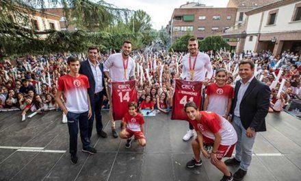 Un pabellón de baloncesto de Las Rozas llevará el nombre de Hernangómez