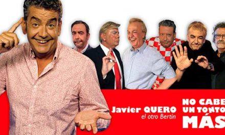 La temporada cultural en Las Rozas arranca con Javier Quero e Yllana