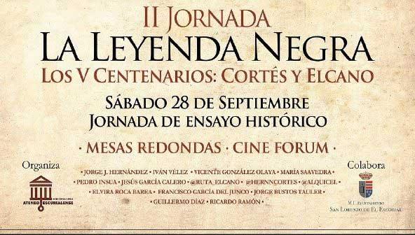 Díaz Ayuso participará en la II Jornada Leyenda Negra, en San Lorenzo de El Escorial