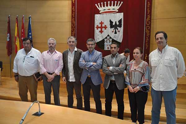 El alcalde de Alcobendas presidirá la Mancomunidad de municipios del Noroeste