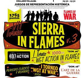 Torneo de War Games Table, en el Salón El Capricho