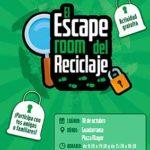 La actividad Escape Room del reciclaje visita Guadarrama