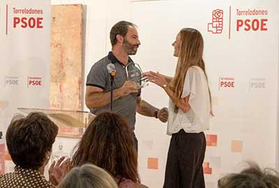 XII Premios Rafael Martínez López-Club de patinaje