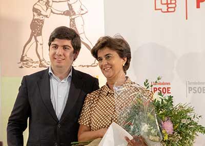 XII Premios Rafael Martínez López trayectoria personal