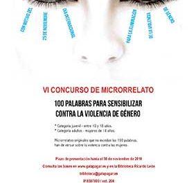Cien palabras para concienciar sobre la violencia de género