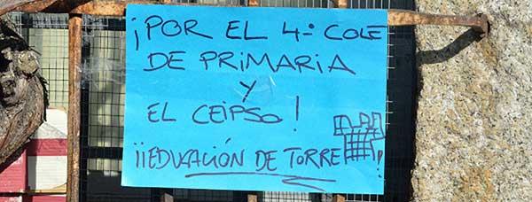 El PSOE considera que Torrelodones sigue necesitando el cuarto colegio público