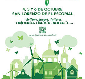 Edurne Pasabán inaugura la Fiesta de la ecología, ECOfinde, en San Lorenzo