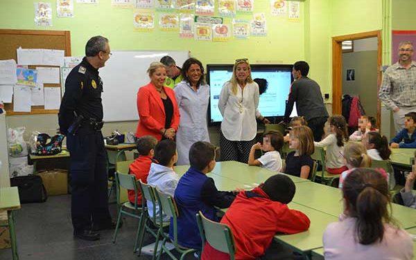Más de 5.000 alumnos de Collado Villalba reciben clases de educación vial