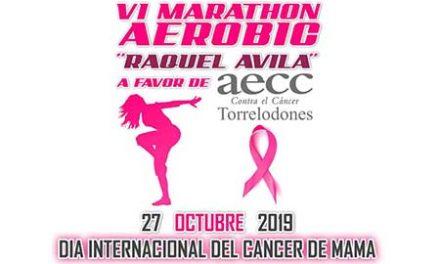 """VI Maratón Aeróbico """"Raquel Ávila"""" a favor de la AECC de Torrelodones"""