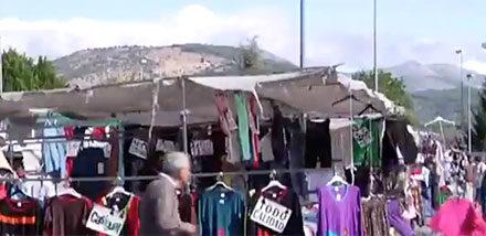 El mercadillo de Collado Villalba vuelve a cambiar de ubicación