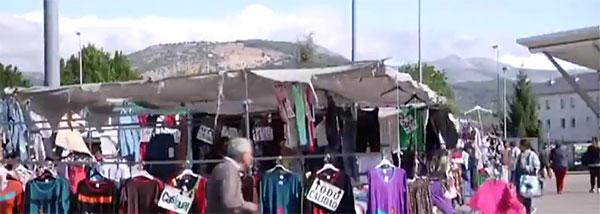 Polémica por la decisión de ubicar el mercadillo de Collado Villalba en el P-29
