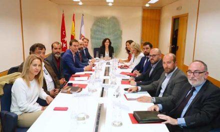 Los alcaldes de la M-607 proponen autobuses lanzadera a Cercanías de Colmenar