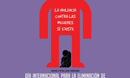25 de noviembre: la THAM organiza actividades para sensibilizar a la población contra la violencia de género